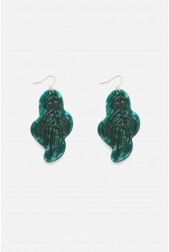 Rainforest Earrings