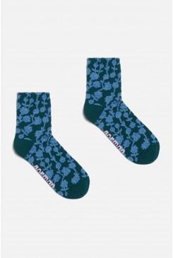 Flowing Florals Sock