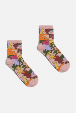 Jigsaw Sock
