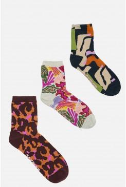Spring Iris Sock Pack