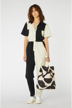 Shapeshifter Canvas Tote