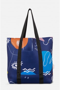 Incomplete Thought Neo Tote