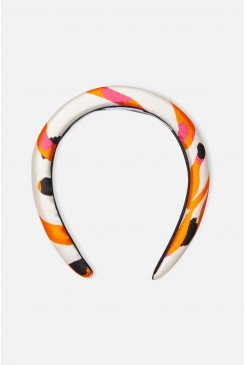 Dear Coral Padded Headband