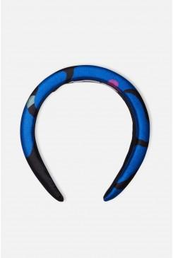 Lawn Daisy Padded Headband