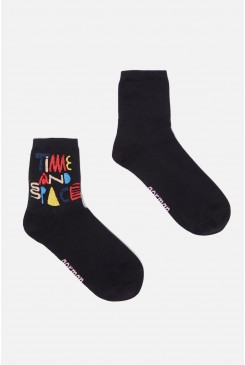 Time And Space Sock