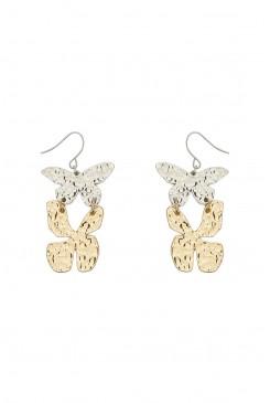 Fly Gold Earring