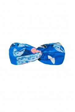 Big Blue Headband