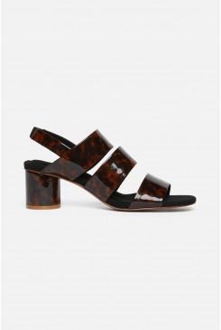 Multi Strap Heel