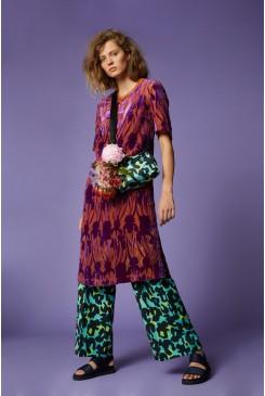 Iris Devore Tee Dress