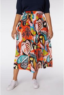 Oasis Maxi Skirt