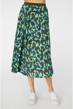 In Disguise Pleat Skirt