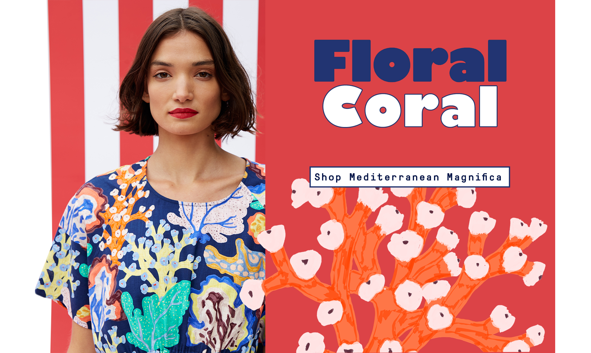 Floral Coral
