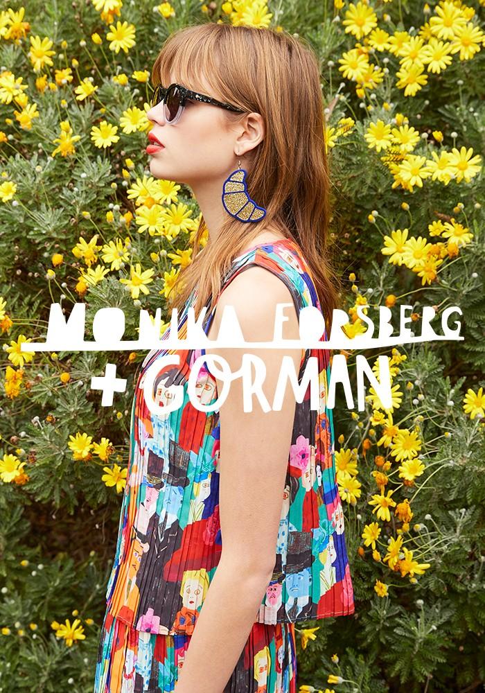 MONIKA FORSBERG + GORMAN