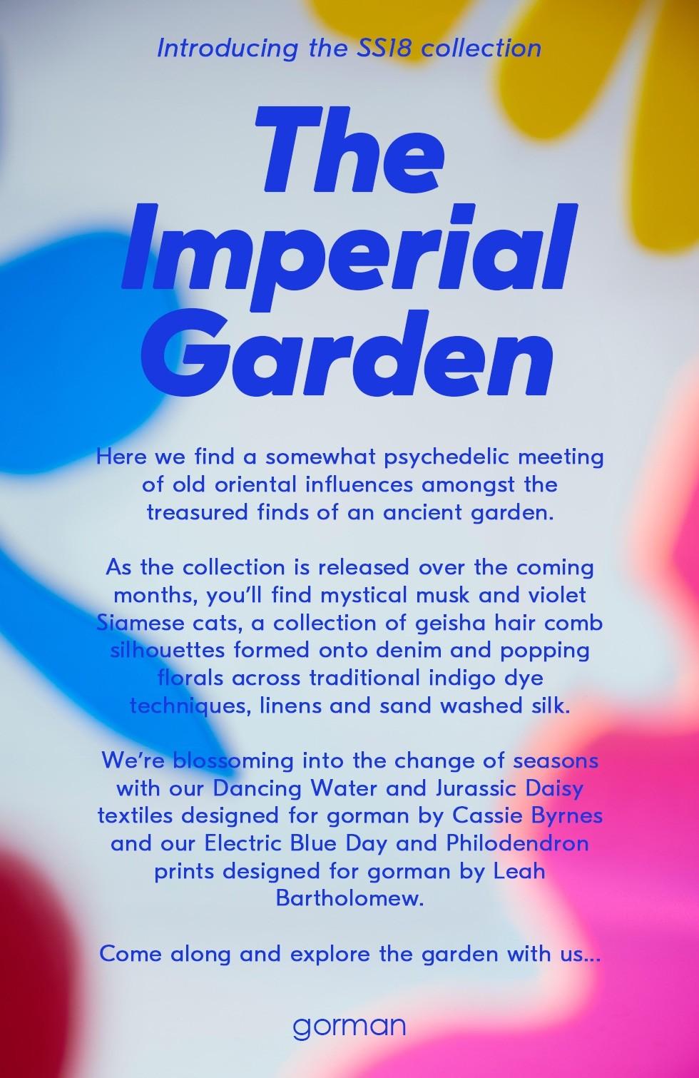 The Imperial Garden