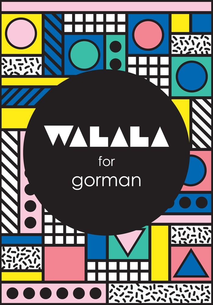 camille Walala for gorman